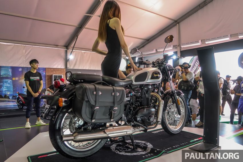2020 Benelli Imperial 400i now in Malaysia – RM15.8k Image #1039883