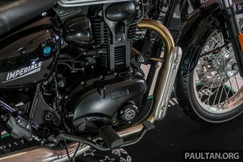 2020 Benelli Imperial 400i now in Malaysia – RM15.8k Image #1039888