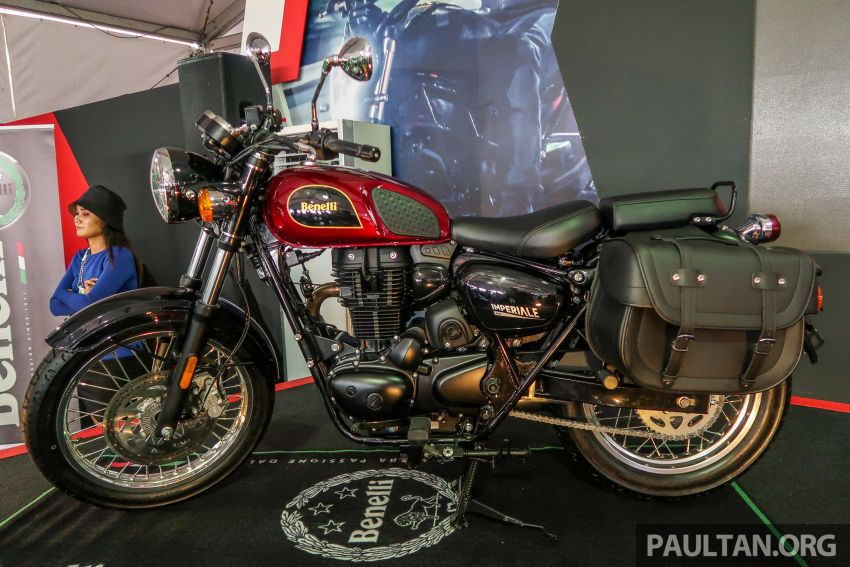 2020 Benelli Imperial 400i now in Malaysia – RM15.8k Image #1039873