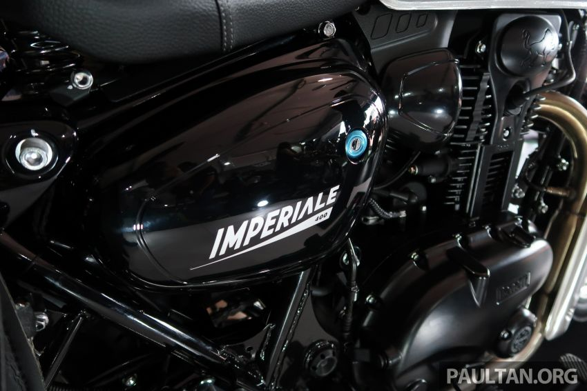 2020 Benelli Imperial 400i now in Malaysia – RM15.8k Image #1039896