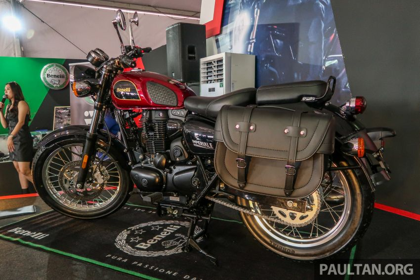 2020 Benelli Imperial 400i now in Malaysia – RM15.8k Image #1039874