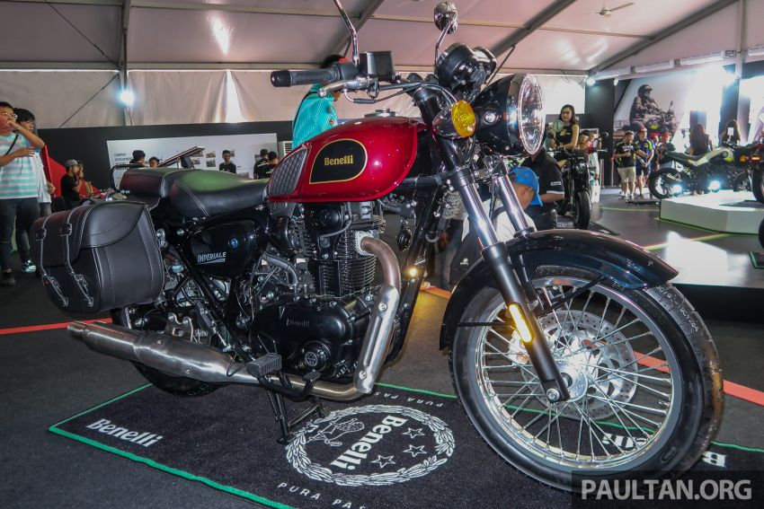2020 Benelli Imperial 400i now in Malaysia – RM15.8k Image #1039875