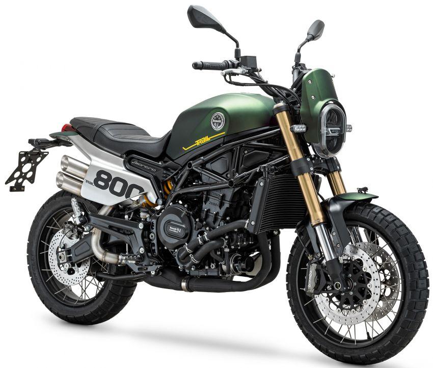 EICMA 2019: 2020 Benelli Leoncino 800 and 800 Trail Image #1041801