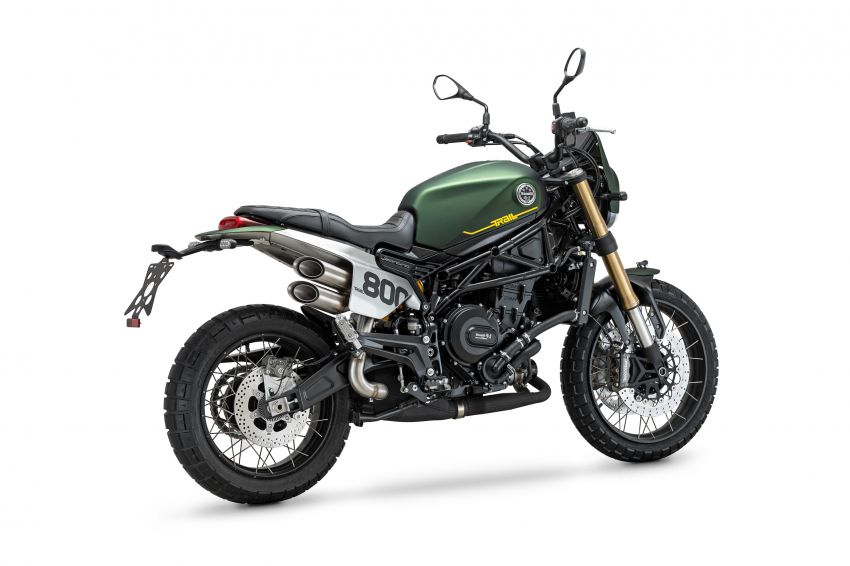 EICMA 2019: 2020 Benelli Leoncino 800 and 800 Trail Image #1041804
