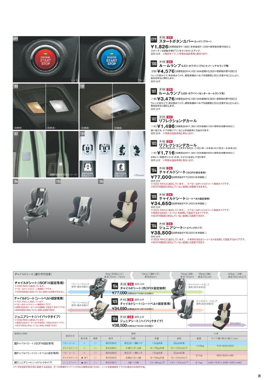 Daihatsu Rocky – official range of accessories out Image #1042649