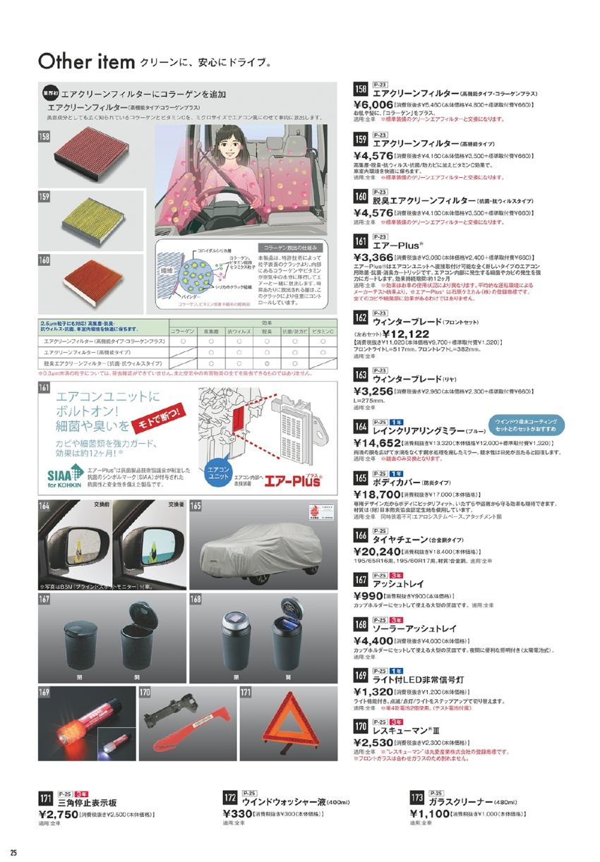 Daihatsu Rocky – official range of accessories out Image #1042654