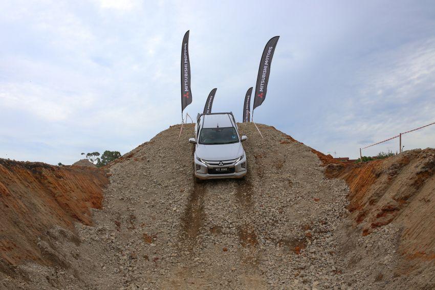 Mitsubishi Triton 4×4 Adventure dianjurkan di JB pada 23-24 Nov ini – pandu uji, menang hadiah menarik Image #1049749