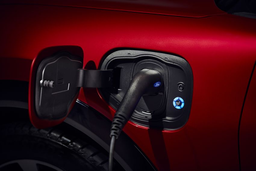 Ford Mustang Mach-E revealed – electric SUV with up to 439 hp, 839 Nm, 0-100 km/h 3.5 secs, 600 km range Image #1046839