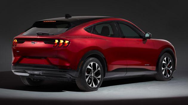 Ford Mustang Mach E Gets 32 000 Bookings Report Paultan Org