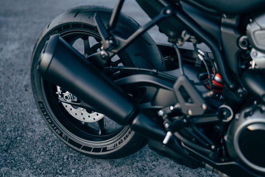 EICMA 2019: Harley-Davidson 2021 Harley-Davidson Pan America and Bronx – new Revolution Max engine Image #1042037