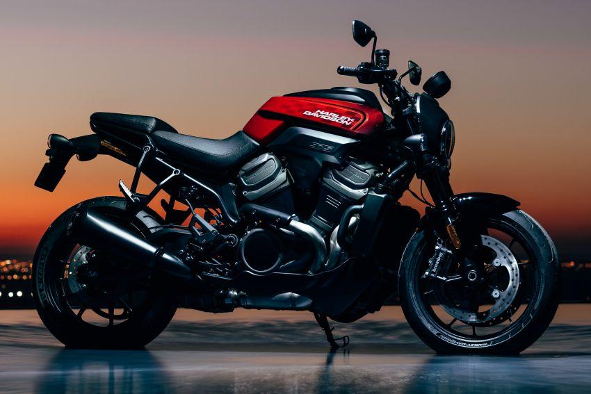 EICMA 2019: Harley-Davidson 2021 Harley-Davidson Pan America and Bronx – new Revolution Max engine Image #1042041