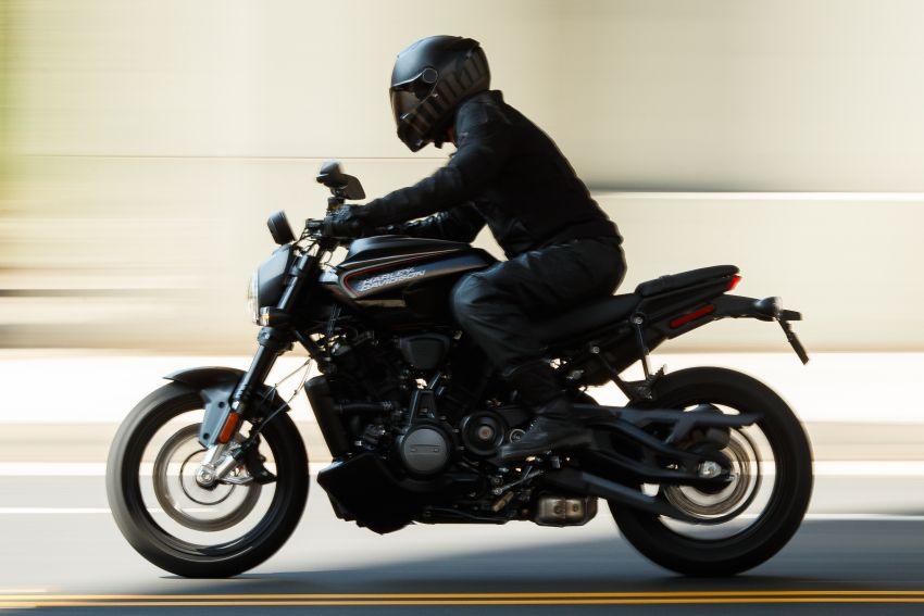 EICMA 2019: Harley-Davidson Pan America dan Bronx 2021 ditunjukkan bersama enjin Revolution Max baru Image #1041880