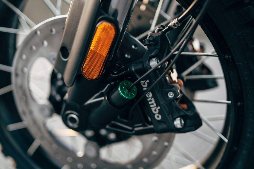 EICMA 2019: Harley-Davidson Pan America dan Bronx 2021 ditunjukkan bersama enjin Revolution Max baru Image #1041877