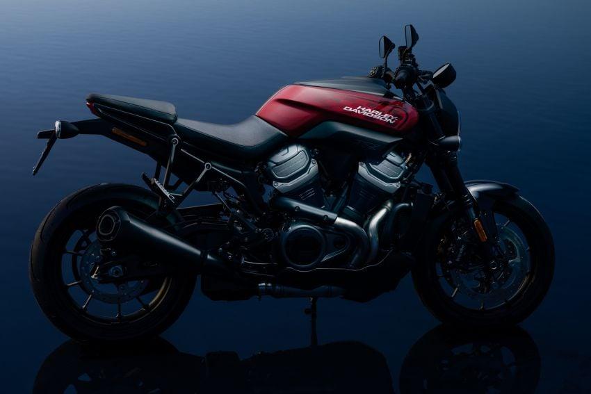 EICMA 2019: Harley-Davidson Pan America dan Bronx 2021 ditunjukkan bersama enjin Revolution Max baru Image #1041874