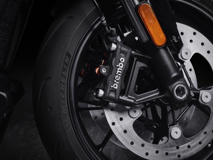 EICMA 2019: Harley-Davidson Pan America dan Bronx 2021 ditunjukkan bersama enjin Revolution Max baru Image #1041887