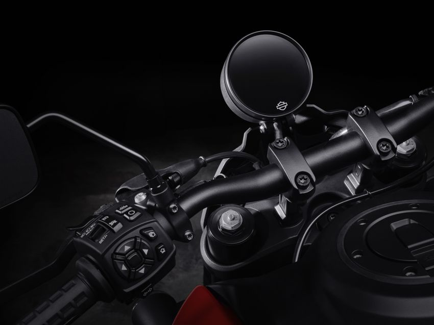 EICMA 2019: Harley-Davidson Pan America dan Bronx 2021 ditunjukkan bersama enjin Revolution Max baru Image #1041888