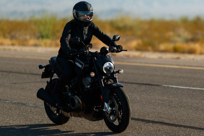 EICMA 2019: Harley-Davidson Pan America dan Bronx 2021 ditunjukkan bersama enjin Revolution Max baru Image #1041885