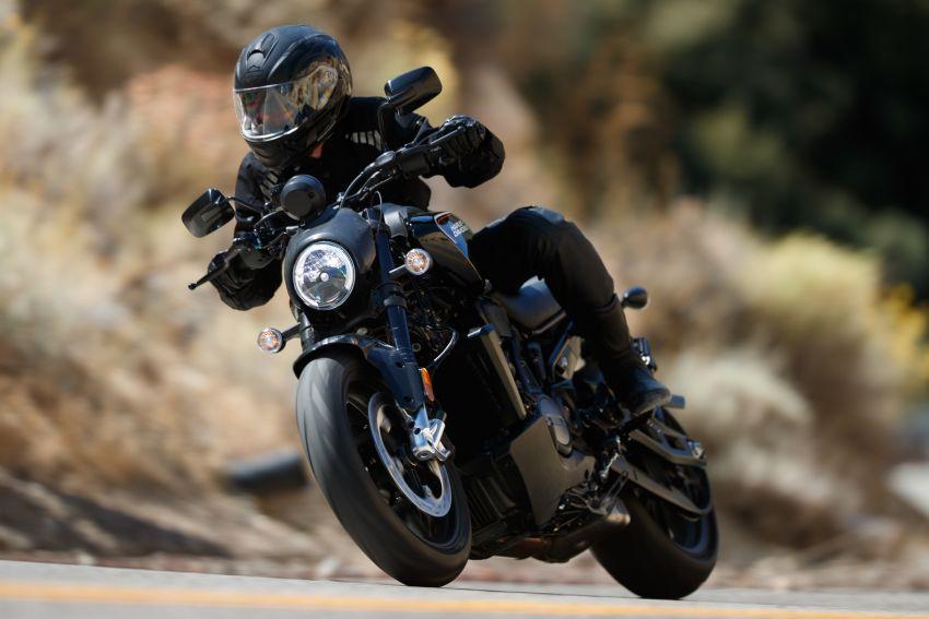 EICMA 2019: Harley-Davidson Pan America dan Bronx 2021 ditunjukkan bersama enjin Revolution Max baru Image #1041884