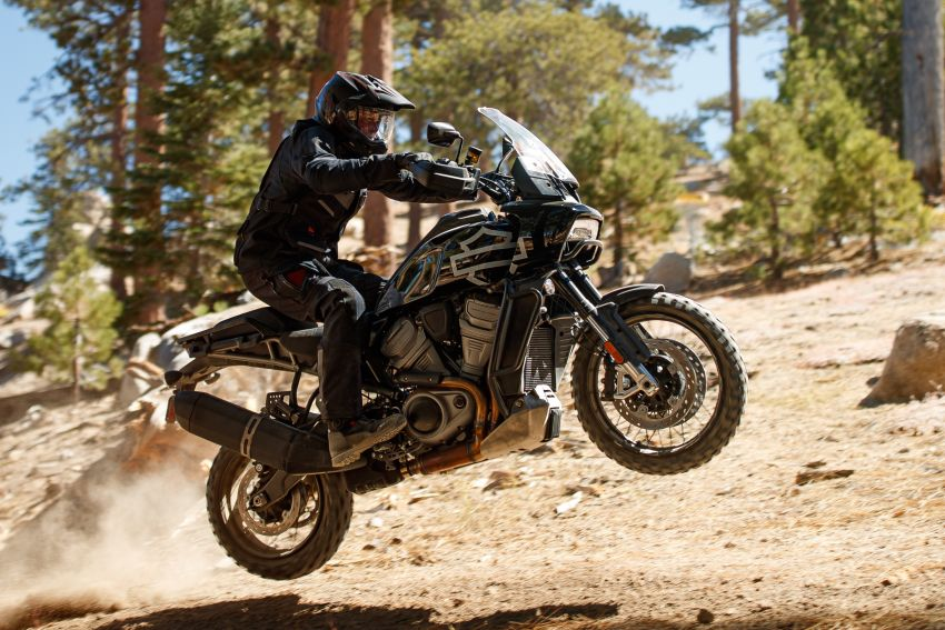 EICMA 2019: Harley-Davidson 2021 Harley-Davidson Pan America and Bronx – new Revolution Max engine Image #1042015
