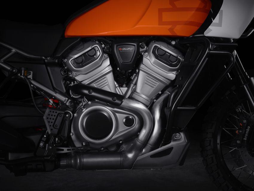 EICMA 2019: Harley-Davidson 2021 Harley-Davidson Pan America and Bronx – new Revolution Max engine Image #1042000