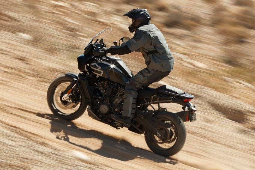 EICMA 2019: Harley-Davidson 2021 Harley-Davidson Pan America and Bronx – new Revolution Max engine Image #1042009
