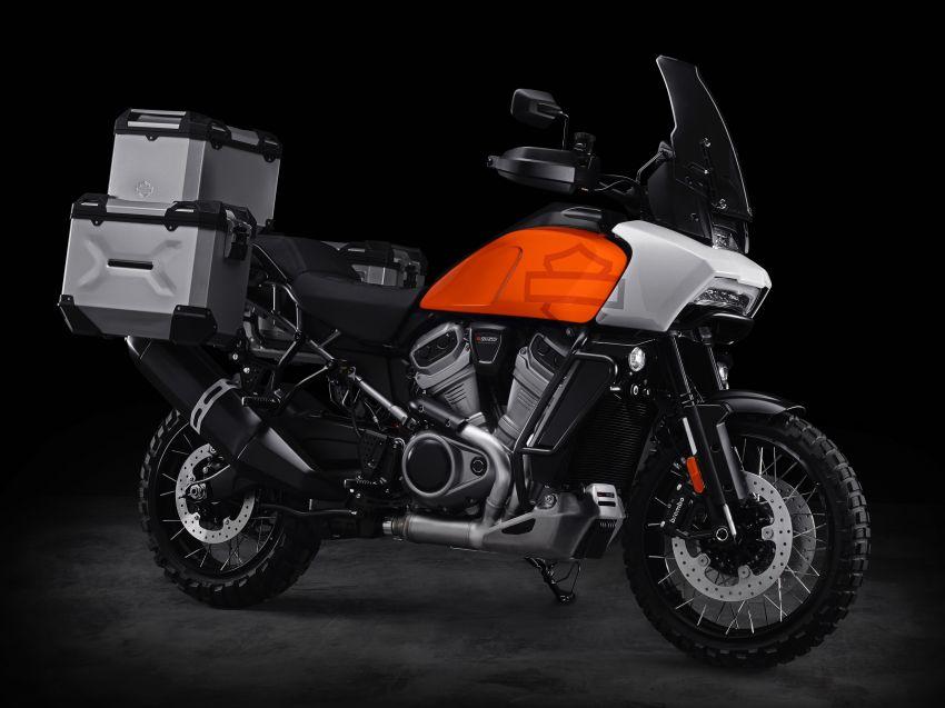 EICMA 2019: Harley-Davidson Pan America dan Bronx 2021 ditunjukkan bersama enjin Revolution Max baru Image #1041872