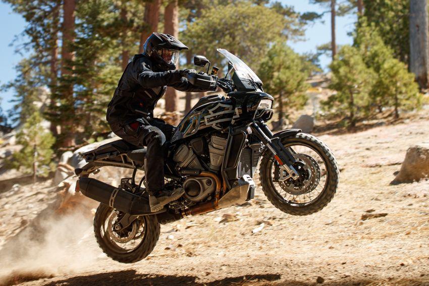 EICMA 2019: Harley-Davidson Pan America dan Bronx 2021 ditunjukkan bersama enjin Revolution Max baru Image #1041863