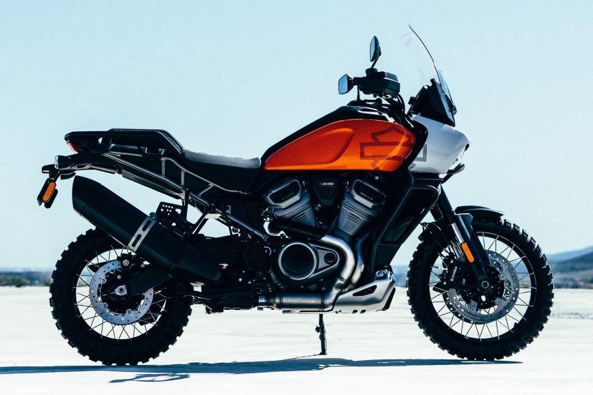 EICMA 2019: Harley-Davidson Pan America dan Bronx 2021 ditunjukkan bersama enjin Revolution Max baru Image #1041859