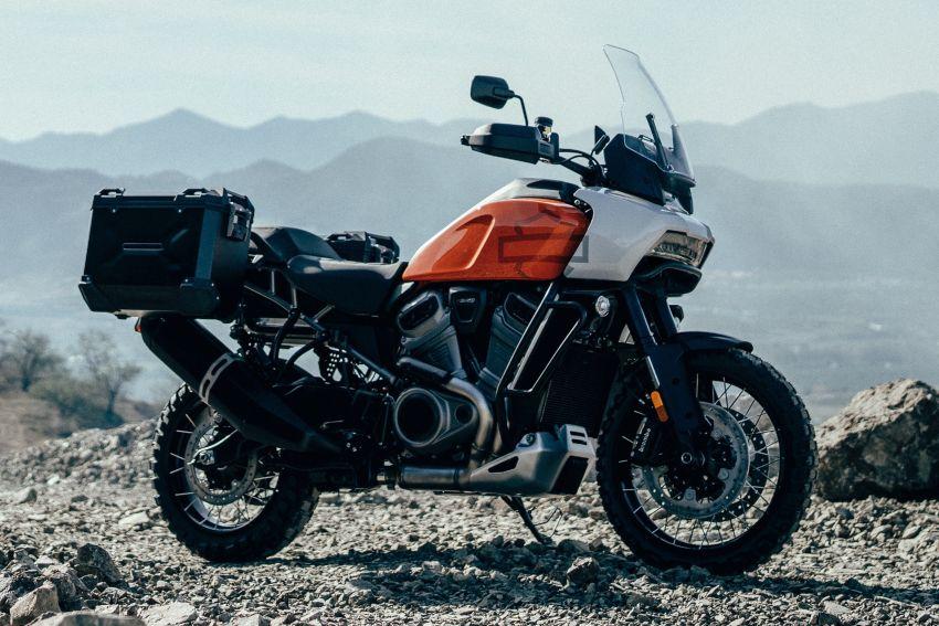 EICMA 2019: Harley-Davidson Pan America dan Bronx 2021 ditunjukkan bersama enjin Revolution Max baru Image #1041860