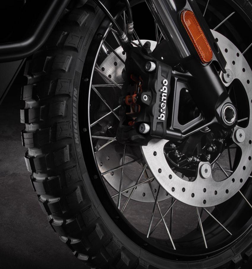 EICMA 2019: Harley-Davidson Pan America dan Bronx 2021 ditunjukkan bersama enjin Revolution Max baru Image #1041869