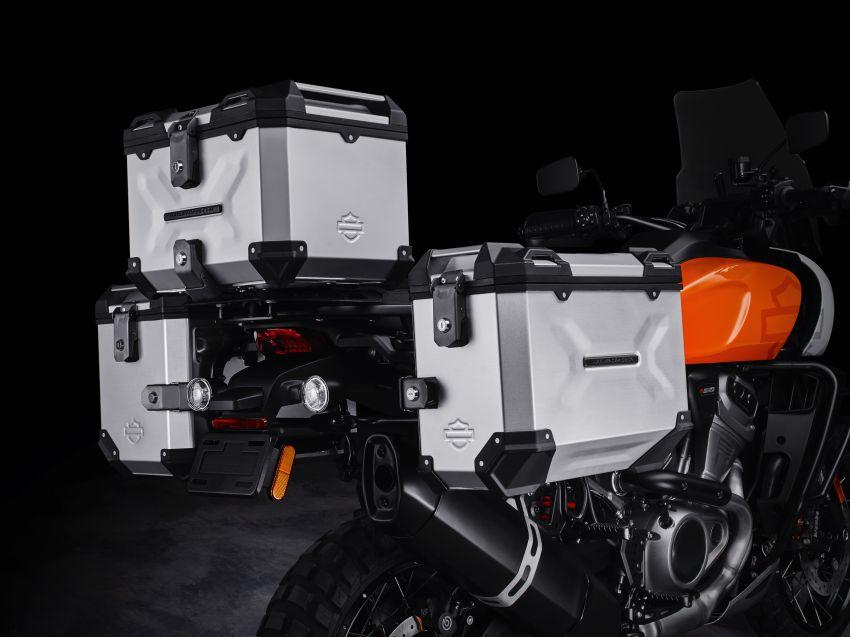 EICMA 2019: Harley-Davidson Pan America dan Bronx 2021 ditunjukkan bersama enjin Revolution Max baru Image #1041870