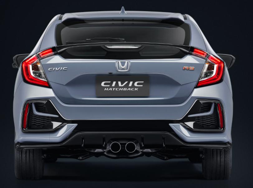 Honda Civic hatchback facelift – sole 1.5 RS variant, Honda Sensing safety suite, RM168k in Thailand Image #1045308