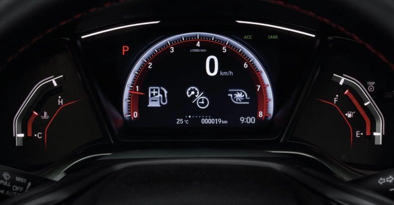 Honda Civic hatchback facelift – sole 1.5 RS variant, Honda Sensing safety suite, RM168k in Thailand Image #1045301