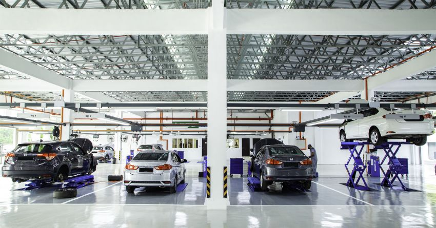 Honda Malaysia introduces six new BP Centres – 28 total so far; over 36,000 service intakes as of October Image #1045494