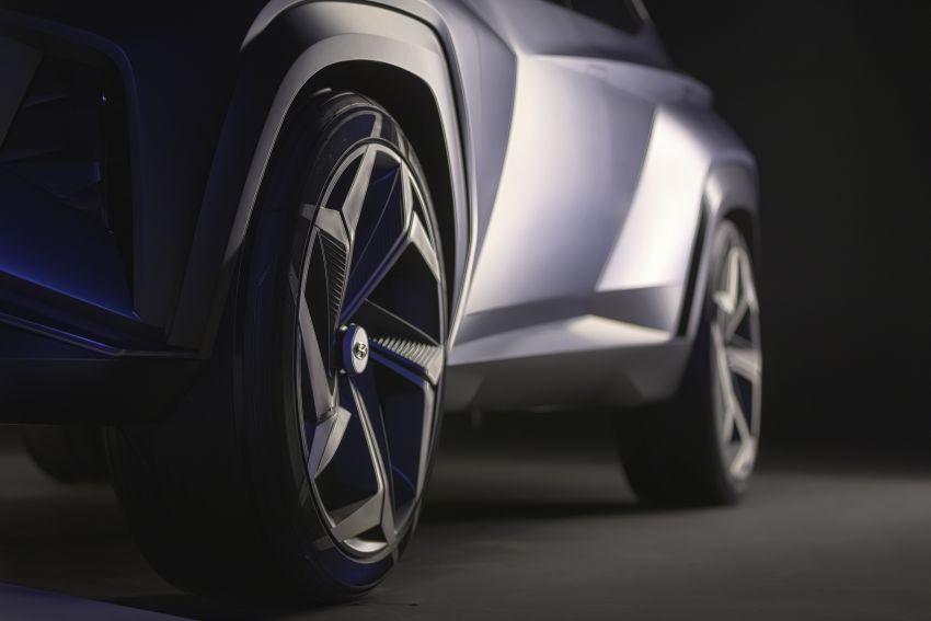 Hyundai Vision T revealed, previews next-gen Tucson Image #1049066