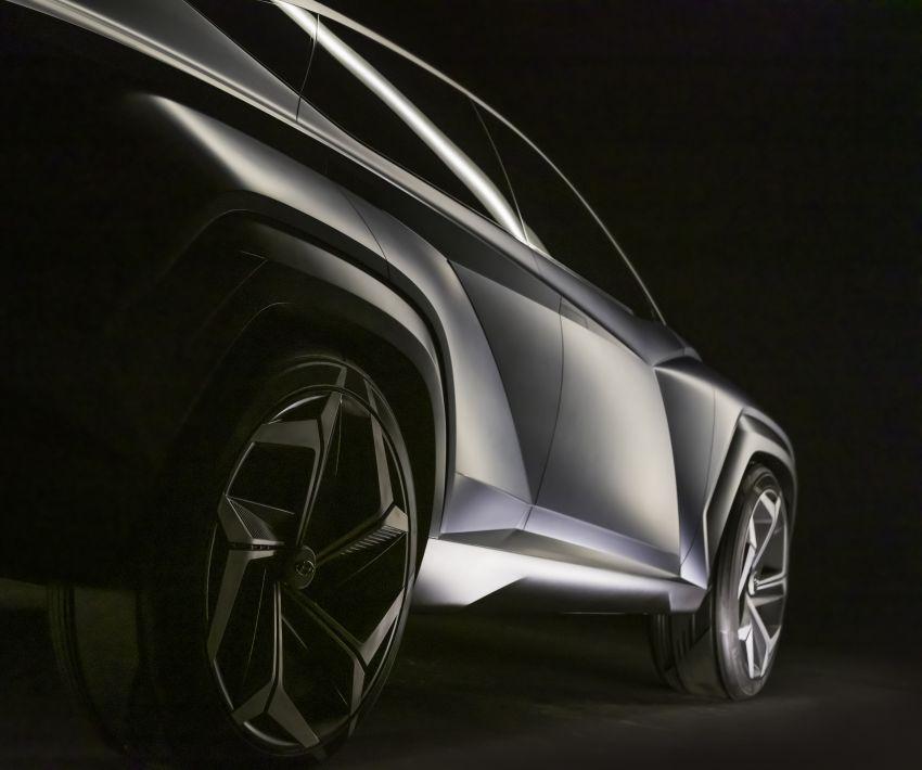 Hyundai Vision T revealed, previews next-gen Tucson Image #1049069