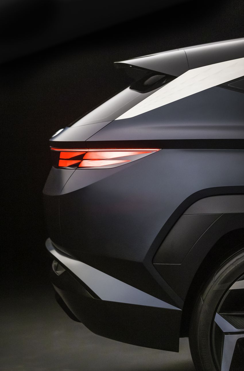 Hyundai Vision T revealed, previews next-gen Tucson Image #1049071