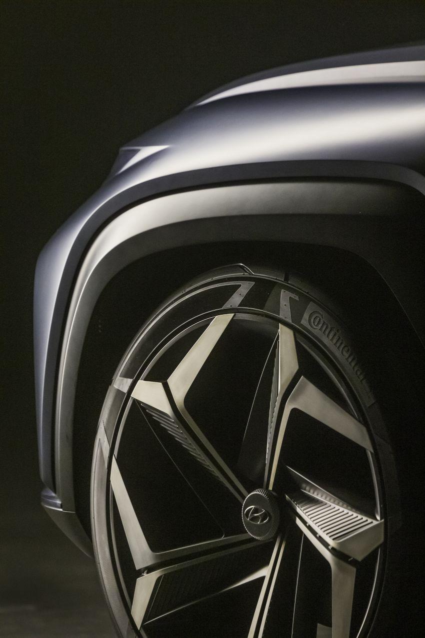 Hyundai Vision T revealed, previews next-gen Tucson Image #1049073
