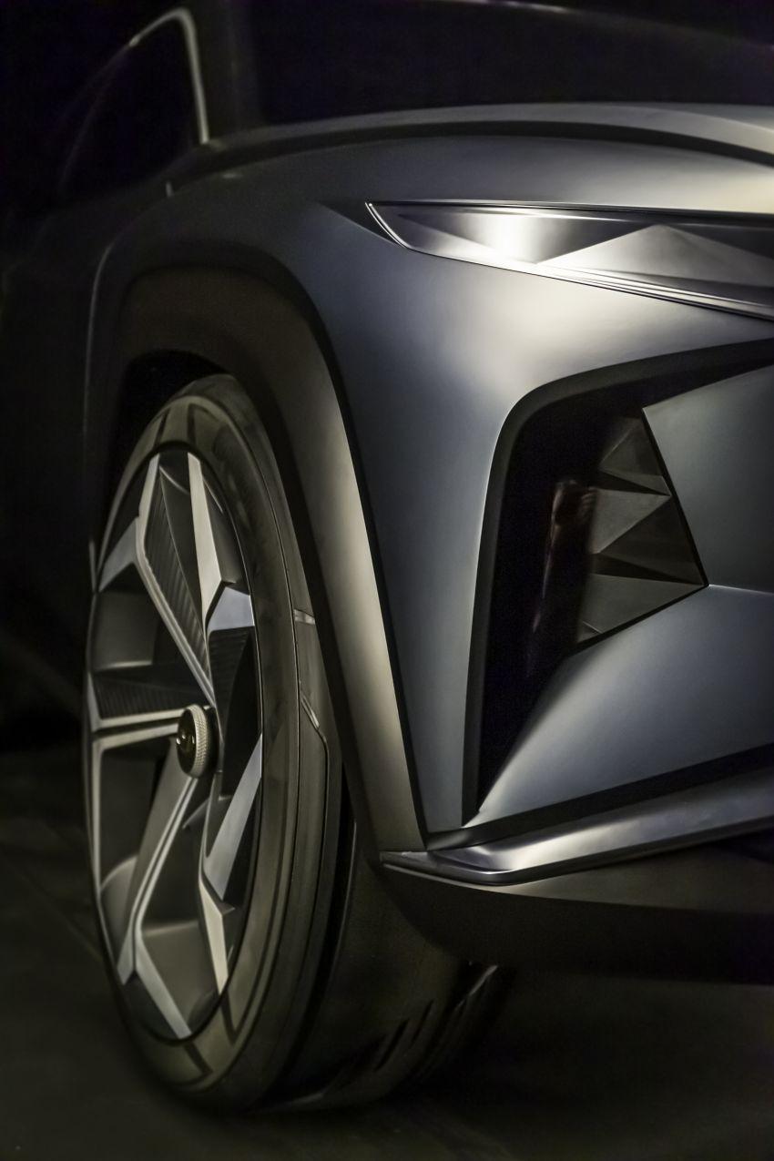 Hyundai Vision T revealed, previews next-gen Tucson Image #1049075
