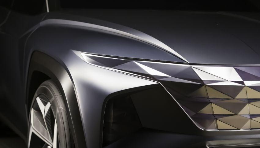 Hyundai Vision T revealed, previews next-gen Tucson Image #1049077