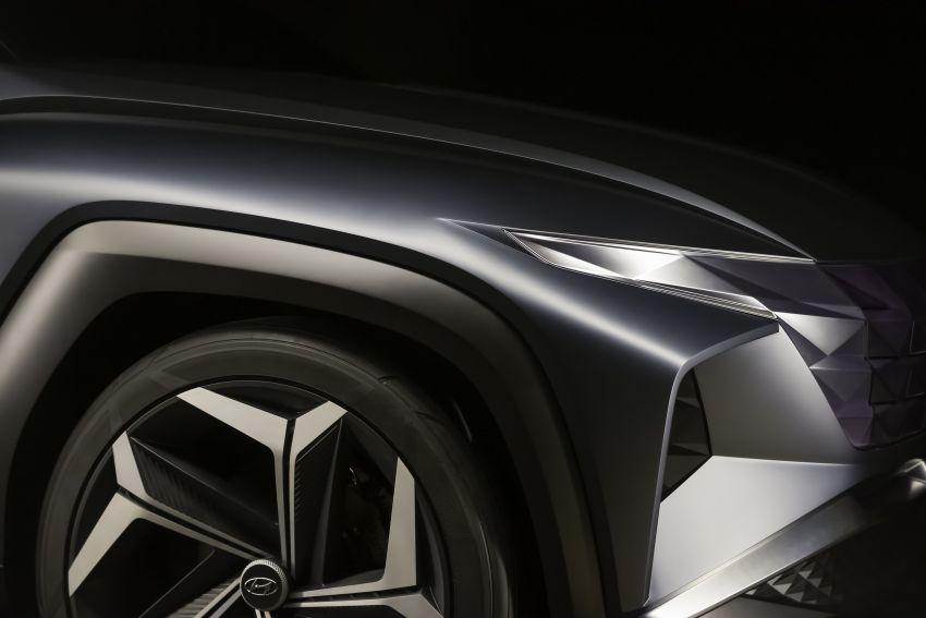 Hyundai Vision T revealed, previews next-gen Tucson Image #1049078