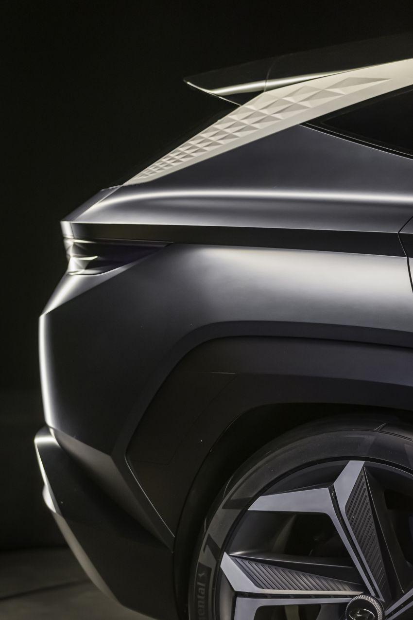 Hyundai Vision T revealed, previews next-gen Tucson Image #1049080