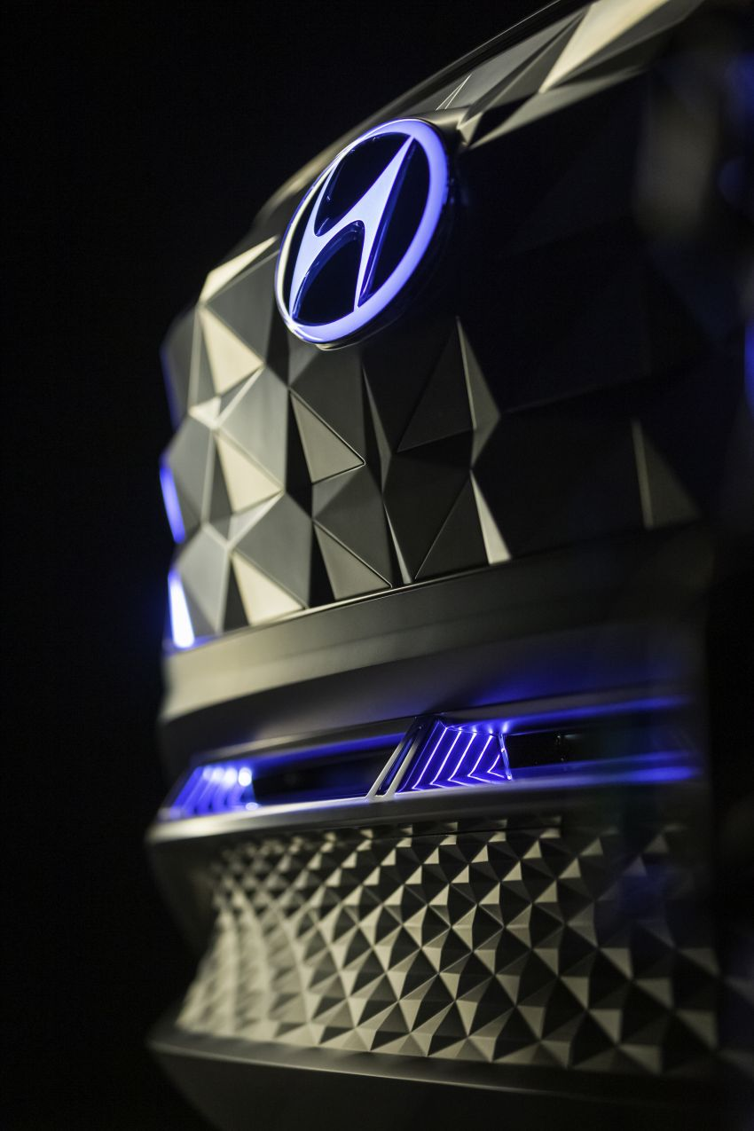 Hyundai Vision T revealed, previews next-gen Tucson Image #1049082