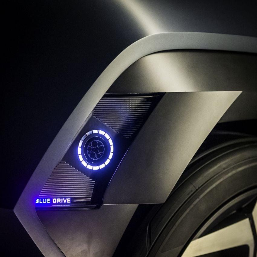 Hyundai Vision T revealed, previews next-gen Tucson Image #1049084