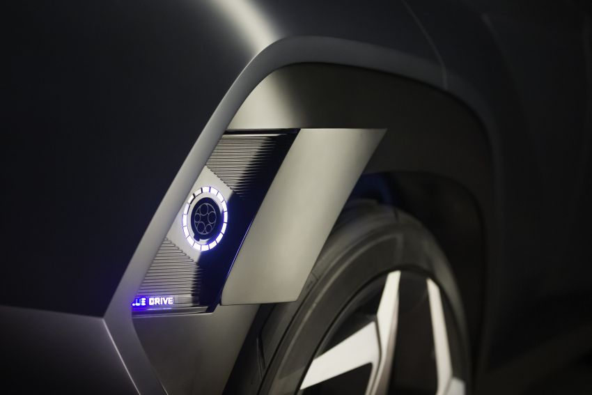 Hyundai Vision T revealed, previews next-gen Tucson Image #1049085