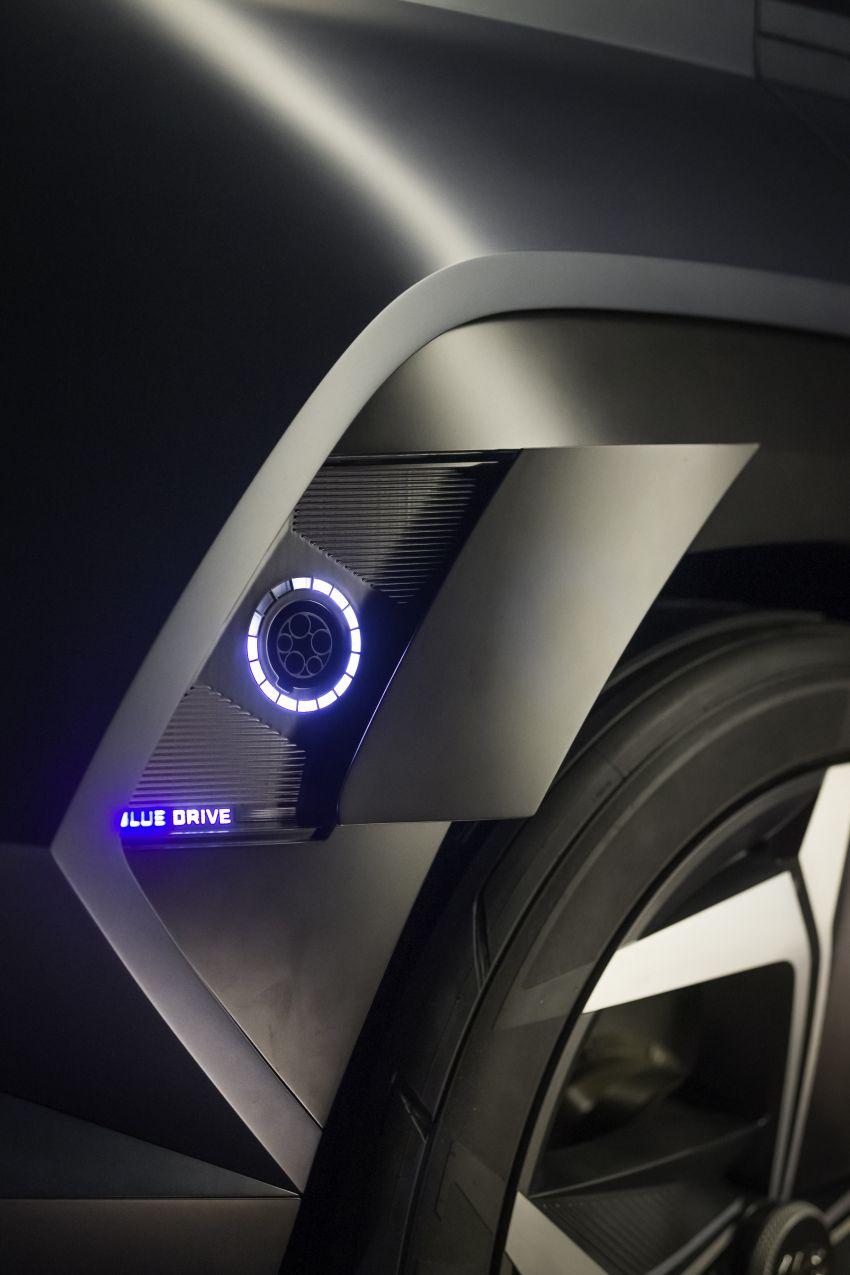 Hyundai Vision T revealed, previews next-gen Tucson Image #1049086