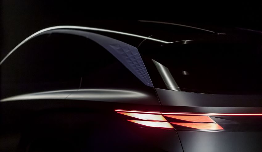 Hyundai Vision T revealed, previews next-gen Tucson Image #1049091
