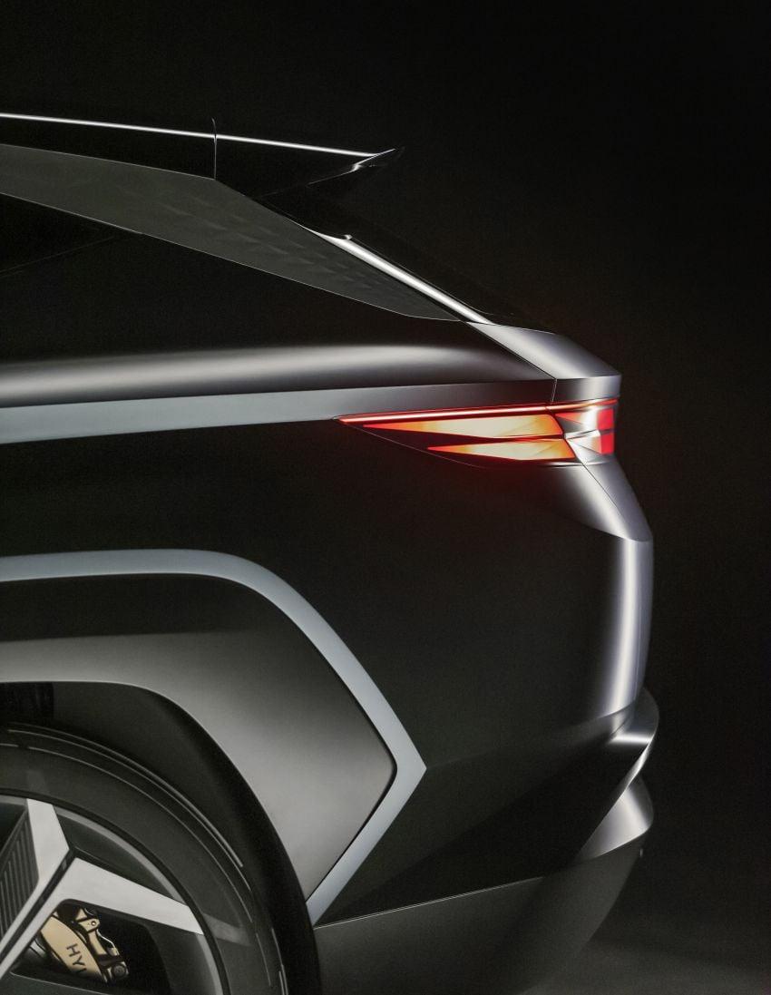 Hyundai Vision T revealed, previews next-gen Tucson Image #1049094