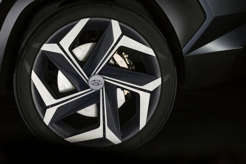 Hyundai Vision T revealed, previews next-gen Tucson Image #1049095