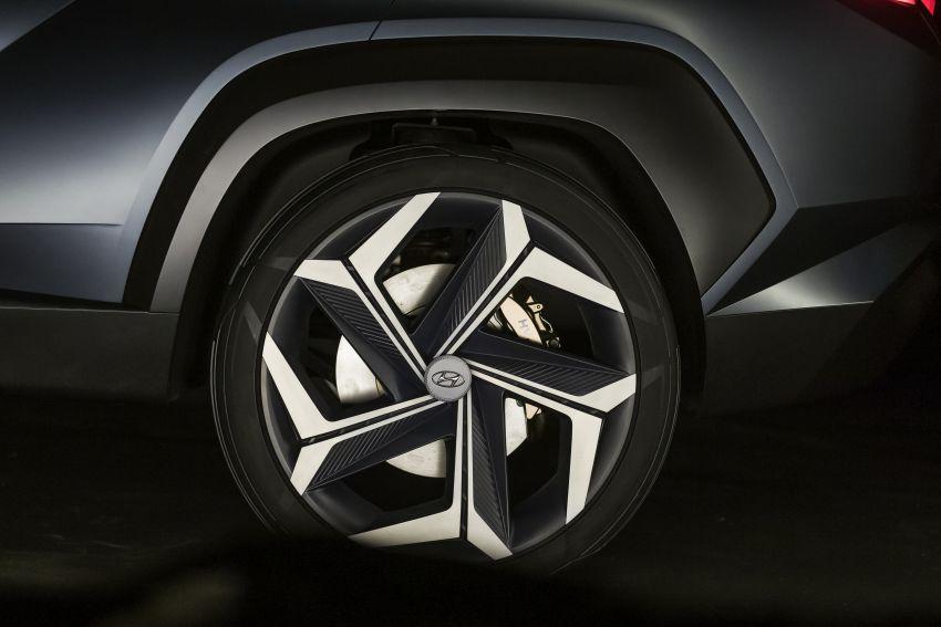 Hyundai Vision T revealed, previews next-gen Tucson Image #1049096